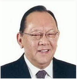 Eduardo M. Cojuangco, Jr. Chairman and Chief Executive Officer (CEO) of San Miguel Corporation 80 years old CEO since 1998 (Image from Google)
