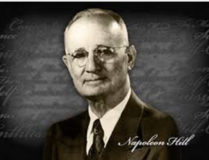 Napoleon Hill; Image from Google